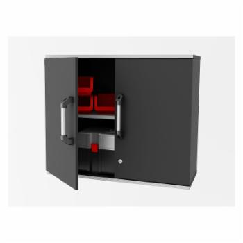 Altra Furniture SystemBuild Boss Wall Garage Cabinet