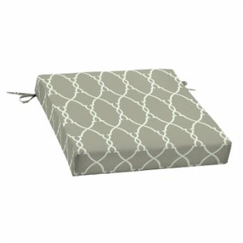 Better Homes & Gardens Trellis Outdoor Dining Seat Cushion
