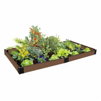 Frame It All Raised Garden Bed - 8L x 4W ft.