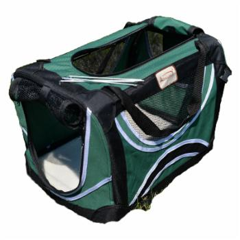 Armarkat Eagles Green Pet Carrier