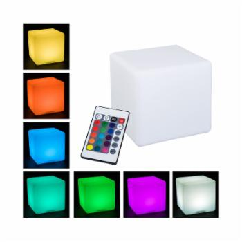 Soozier Waterproof Color Changing Outdoor Cube Light
