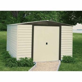 Arrow Shed Vinyl Dallas 10 x 8 ft. Shed