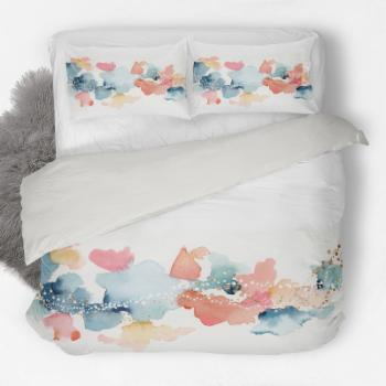 Beautiful Sky Duvet Collection by Runway Avenue