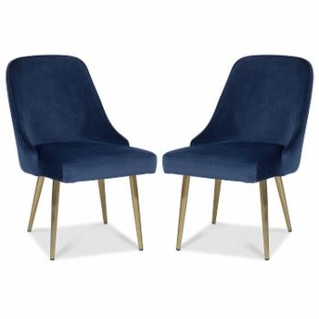 Poly & Bark Finta Dining Chair - Set of 2