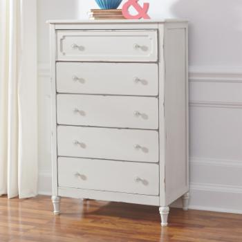 Signature Design by Ashley Faelene 5 Drawer Chest
