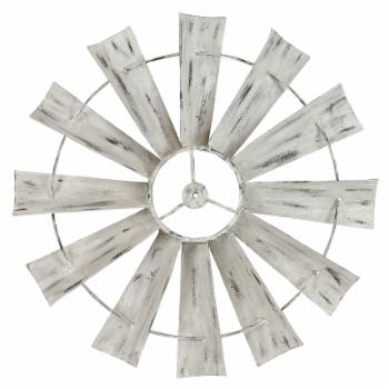 Aspire Home Accents Celeste Windmill Wall Decor