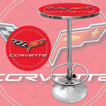 Corvette C6 Pub Table