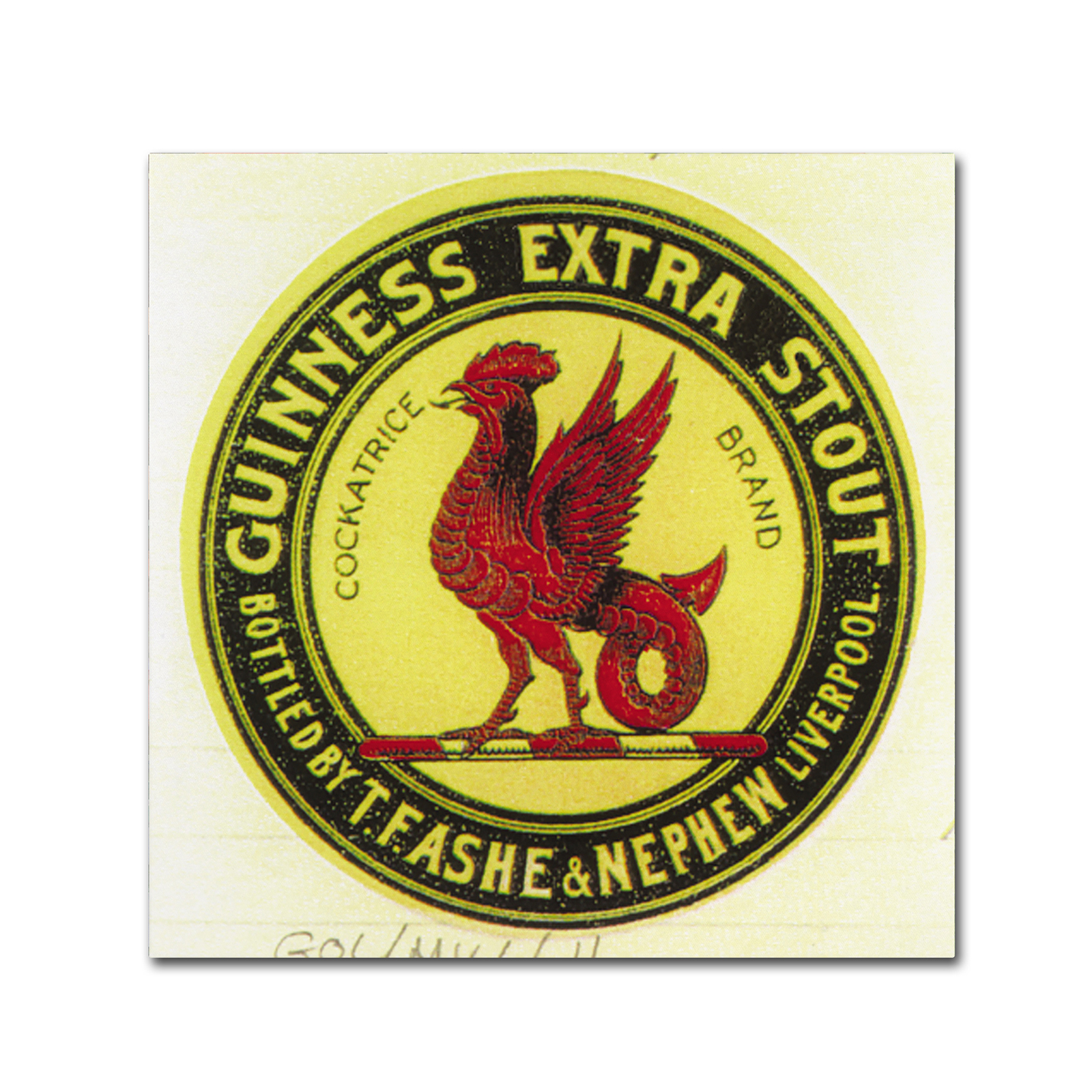 Guinness Brewery My Goodness My Guinness XIV Canvas Art | Hayneedle
