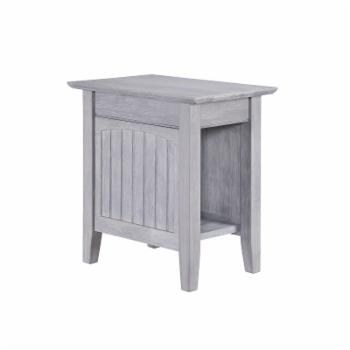 Atlantic Furniture Nantucket Chair Side Table