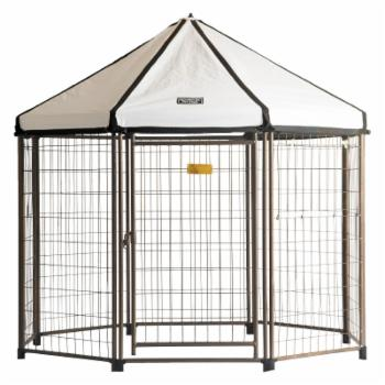 Advantek 5 ft. Pet Gazebo