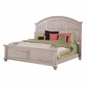 American Woodcrafters Sedona Vintage Panel Bed