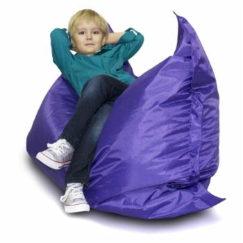 Turbo Beanbags Pillow Style Bean Bag Chair