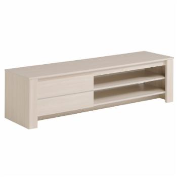 Parisot Nolita Shade Ash TV Stand / Unit with Drawers