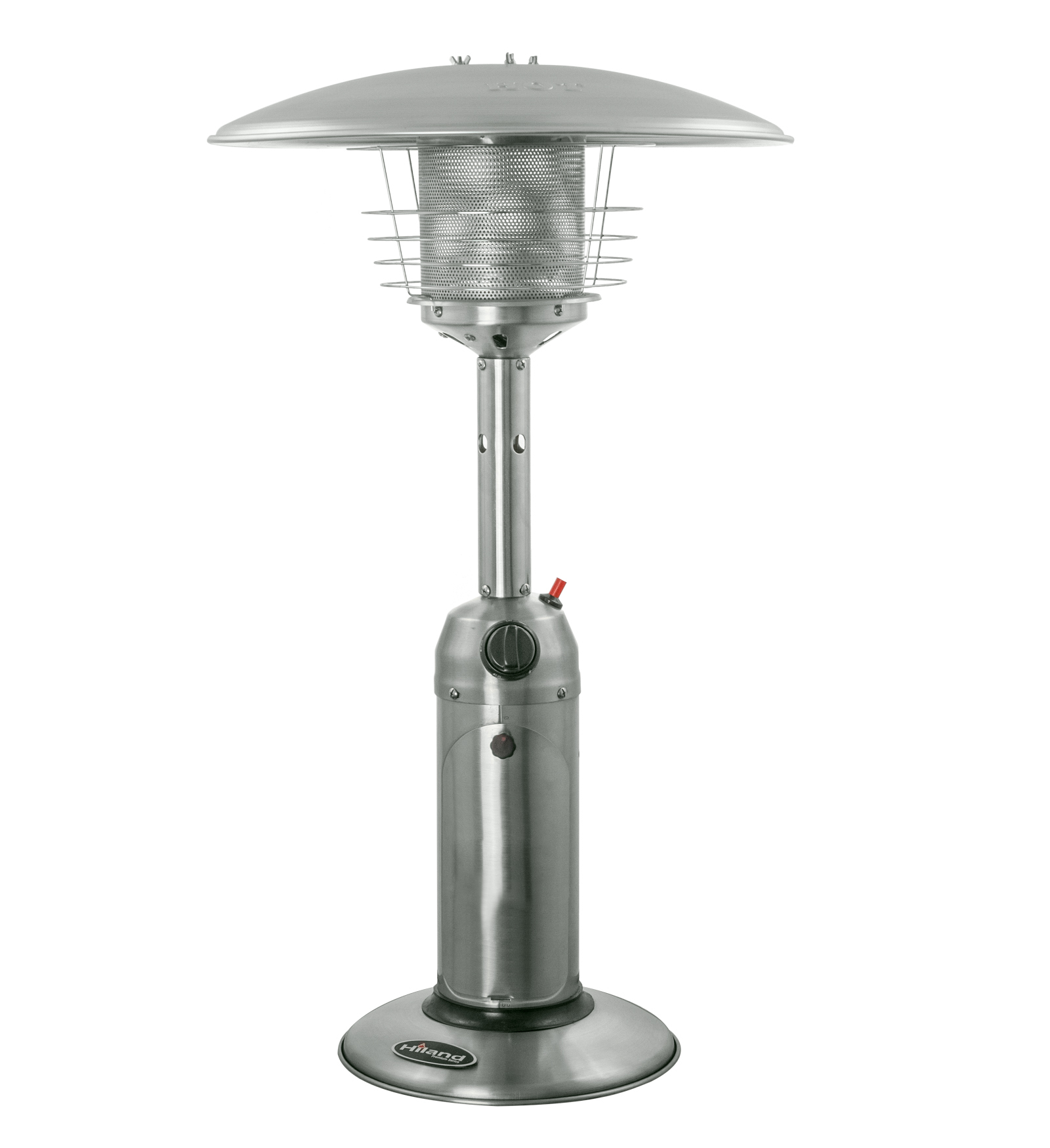 AZ Patio Heater Portable Stainless Steel Tabletop Heater