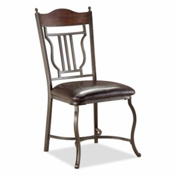 Bernards Midland Dining Side Chair - Set of 4