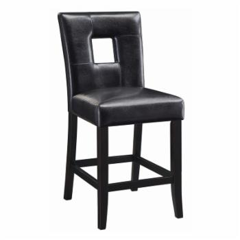 Benzara Classy Counter Height Dining Side Chair - Set of 2