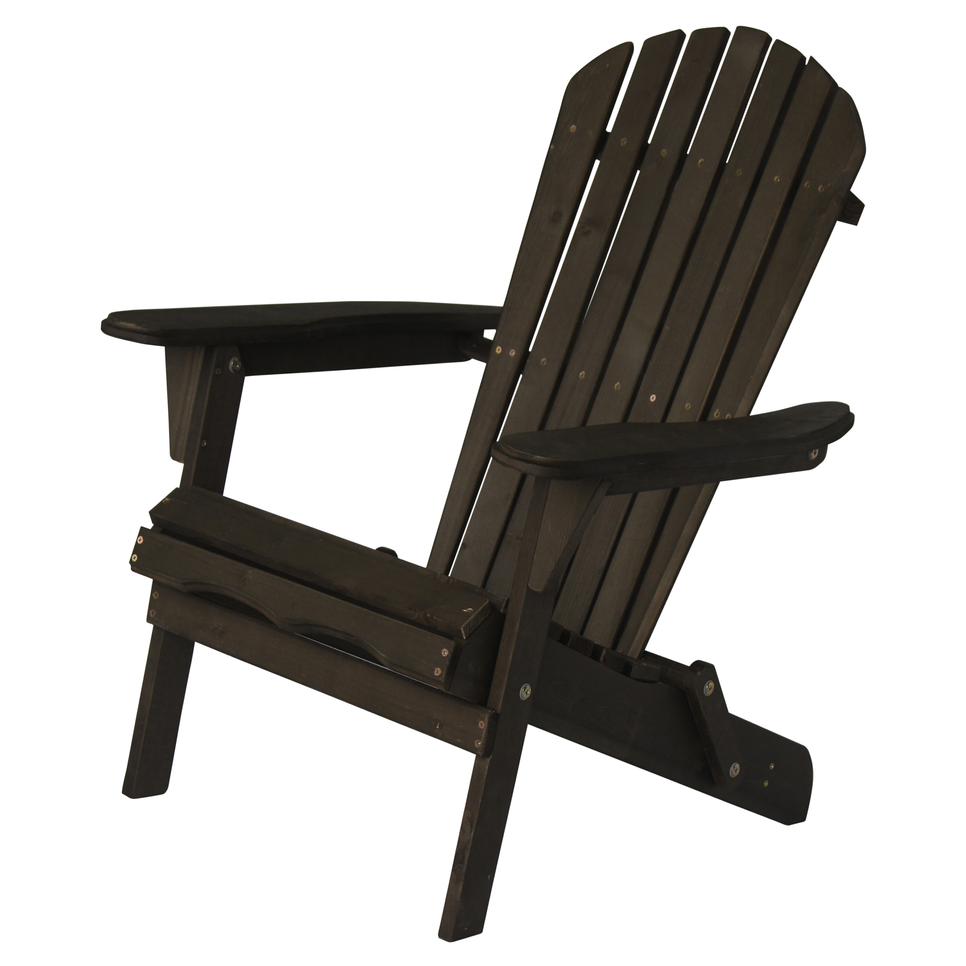 Thy Home Villeret Folding Adirondack Chair