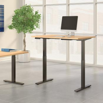 Bush Business Furniture Move 60 Series 48W x 30D in. Height Adjustable Standing Desk