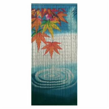 Bamboo54 Serenity Water Ripple Bamboo Outdoor Curtain