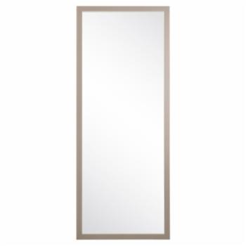 BrandtWorks Modern Living Wood Wall Mirror - 23W x 68H in.