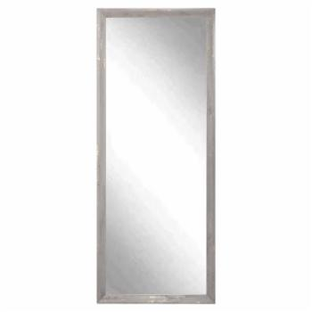 BrandtWorks Shabby Chic Accent Wall Mirror - 23.5W x 68.5H in.