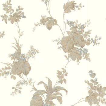 Beacon House Frond Leaf Trail Wallpaper