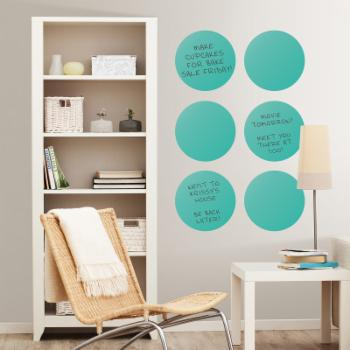 Brewster Dry Erase Dot Wall Decals - Set of 6