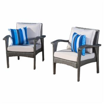 Diana 2 Piece Outdoor Club Chair Set