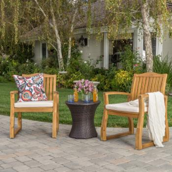Greenwich 3 Piece Patio Chat Set