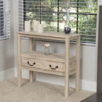 Ramsey Acacia Wood Console Table