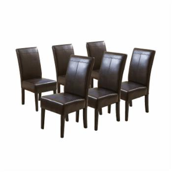 Pertica Upholstered Dining Side Chairs - Set Of 6