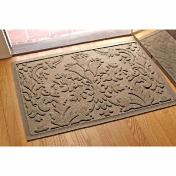 Bungalow Flooring Damask Door Mat