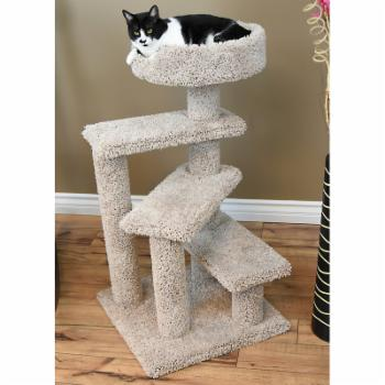 New Cat Condos 36 in. Spiral Cat Tree