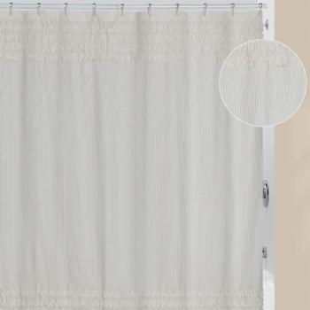 Can Can Shower Curtain by Creative Bath Products