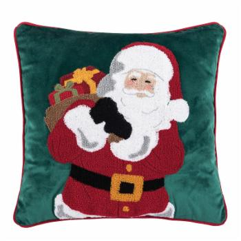 C&F Home Santa Delivery Decorative Throw Pillow