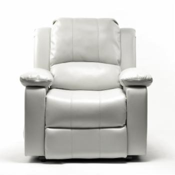 Comfort Pointe Spence Leather Gel Lift Chair with Wired Controller