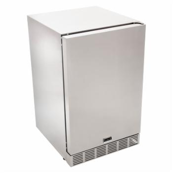 Saber 4.1 Cubic Ft. Outdoor UL-Rated Stainless Steel Refrigerator