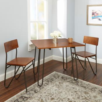 Silverwood Products Henry Drop Leaf Dining Table