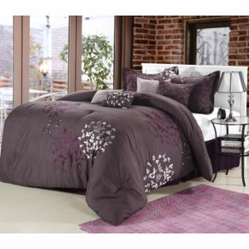 Chic Home Cheila Embroidered Comforter Set