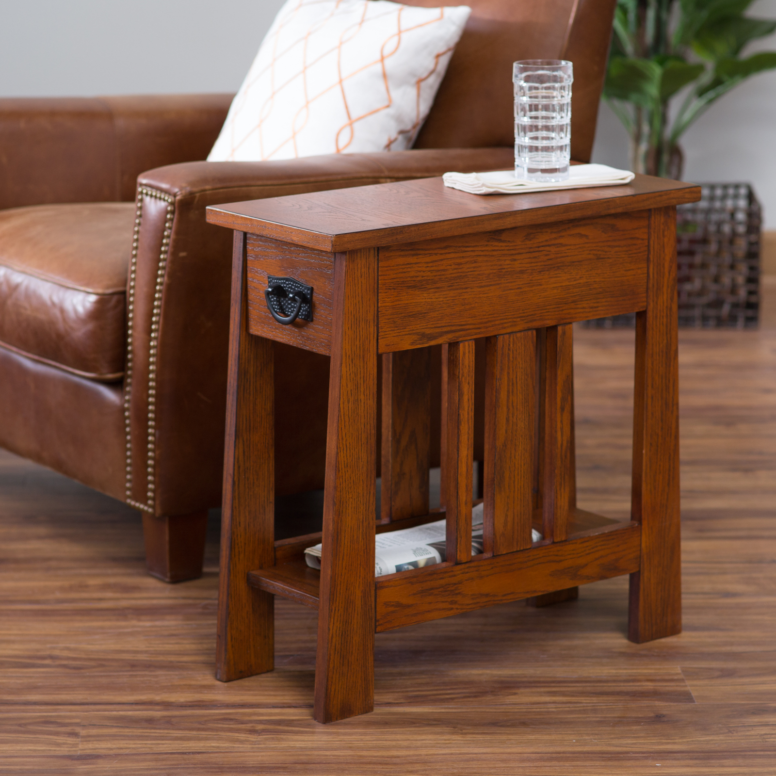 Belham Living Everett Mission Side Table