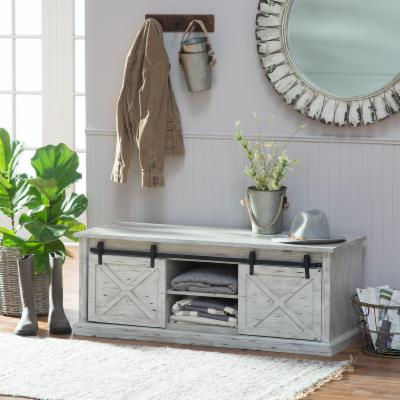 Pleasing Entryway Benches Cyber Monday 2019 Deals Hayneedle Creativecarmelina Interior Chair Design Creativecarmelinacom