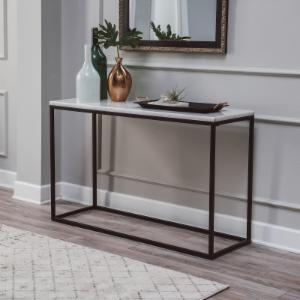 Marble Top Console Tables Hayneedle