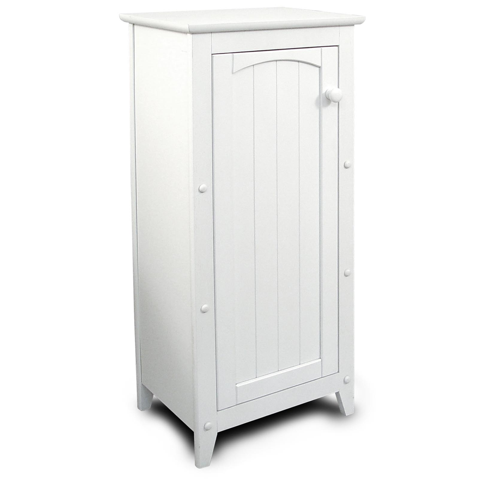 Catskill White All Purpose Kitchen Storage Cabinet