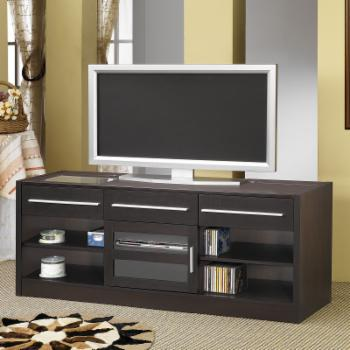 Coaster Furniture Connect-It TV Console with Power Drawer