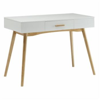 Convenience Concepts Oslo 1 Drawer Desk