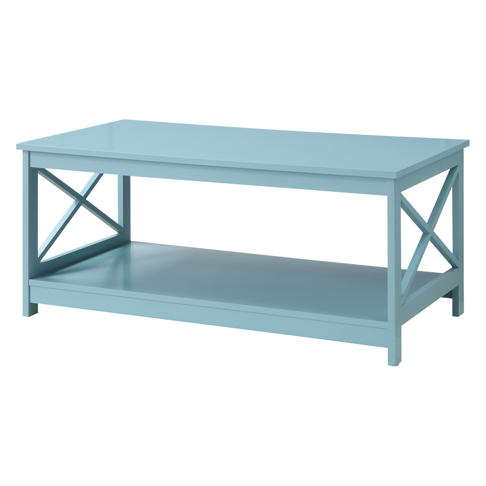 Convenience Concepts Oxford Rectangle Coffee Table