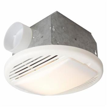 Craftmade TFV50L Ceiling Mount Bathroom Fan/Light