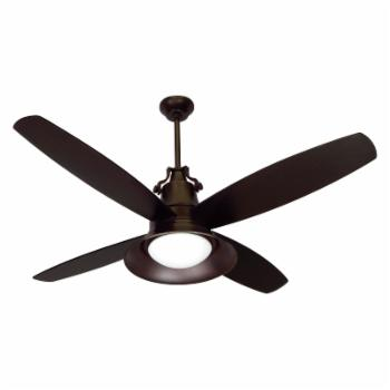 Craftmade UN52OBG Union 52-in. Indoor/Outdoor Ceiling Fan - Oiled Bronze Gilded