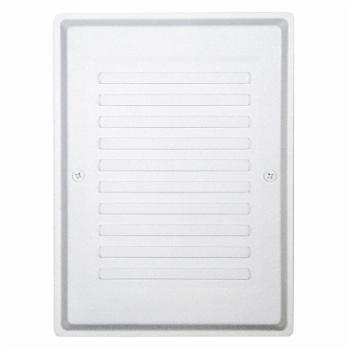 Craftmade Matte White Recessed Door Chime