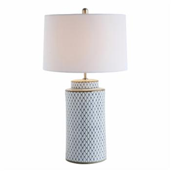 3R Studios 28 in. Ceramic Table Lamp